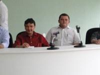 Senador Wellington Dias visita Buriti dos Montes